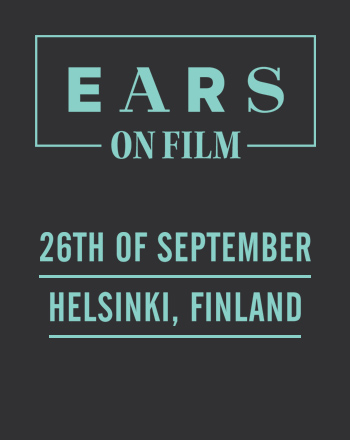 EARS ON FILM – HELSINKI, 26TH OF SEPTEMBER, 2012
