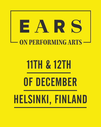 EARS on Performing Arts – 11th & 12th of December, 2012