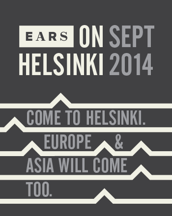 EARS on Helsinki – September 2014