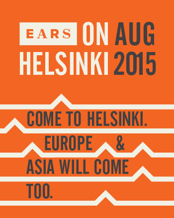 EARS on Helsinki – August 2015