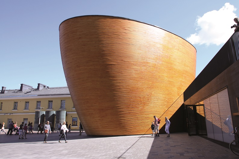 Image of Kamppi Chapel